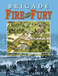 Brigade Fire & Fury: 2nd Edition of Fire and Fury