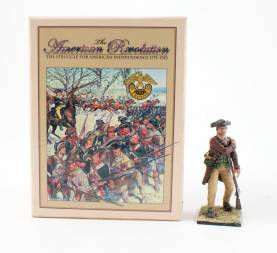 First Legion AWI Colonial Wounded 1 Available OOP