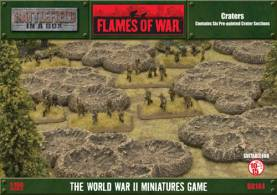 Great War: Craters