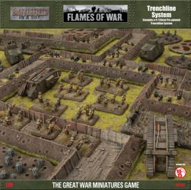 Great War: Trenchline System
