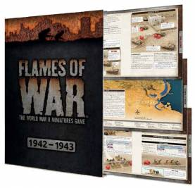 Flames of War 4th Edition Rule Book (Mid-War 1942-1943)