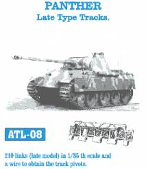 Panther Late Track Set (210 Links)