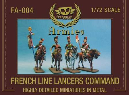 French Line Lancers Command