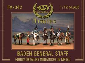 Baden General Staff Mounted
