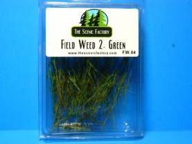 Field Weed 2 - Green