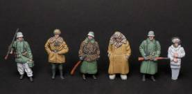 German Infantry Winter 1941-45