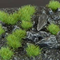 4mm Grass Tufts - Green