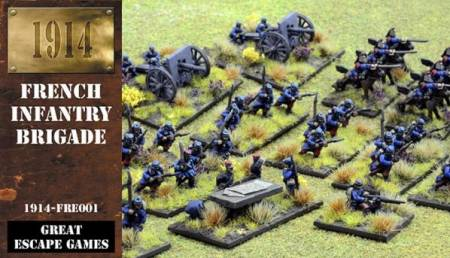 1914: French Brigade Starter Box