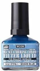 Mr Weathering Color - Shade Blue 40ml