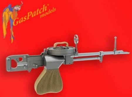 Vickers K Machine Gun Kit (2)