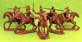 Allied Greek Cavalry