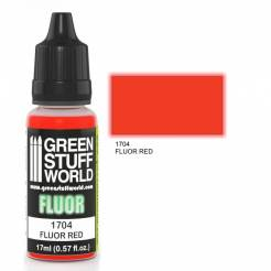 Fluor Paint - Red