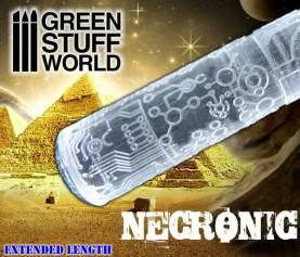Rolling Pin - Necronic