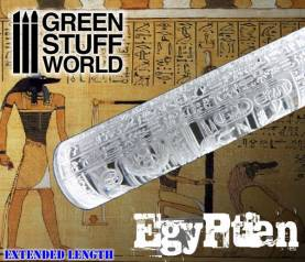 Rolling Pin - Egyptian