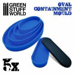 Oval Containment Mould