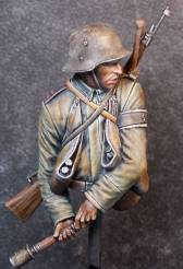 WWI German Trench Raider