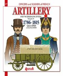 French Artillery and the Gribeauval System