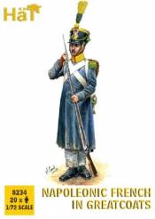 Napoleonic French in Greatcoats