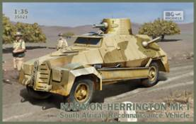 Marmon-Herrington Mk.I Reconn Vehicle