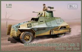 Marmon-Herrington Mk.II Middle East Type