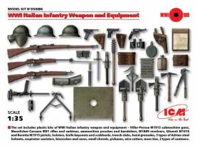 WWI Italian Infantry Weapons & Equipment
