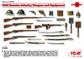 WWI Russian Infantry Weapon & Equipment
