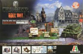 World of Tanks Roll Out: Diorama Set