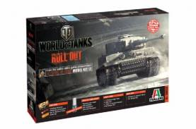 World of Tanks Roll Out: PzKpfw VI Tiger I Tank w/In-Game Bonus Code