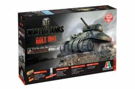World of Tanks Roll Out: M4 Sherman Tank w/In-Game Bonus Code