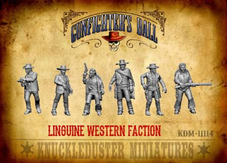 Gunfighters Ball - Linguine Western Faction
