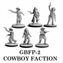 Gunfighters Ball - Cowboy Faction