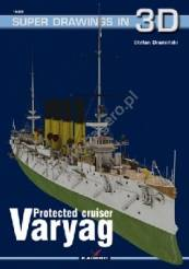 Super Drawings 3D: Protected Cruiser Varyag