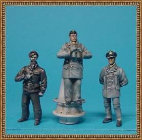 WWII German Navy - Submarine Crew 2