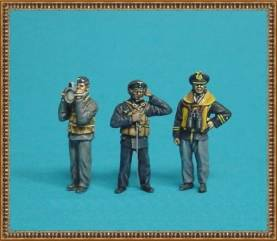 WWII German Navy  - Crew for E-Boat 2