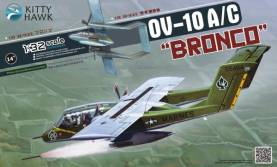 OV10A/C Bronco 2-Seater Turboprop Light Attack Aircraft
