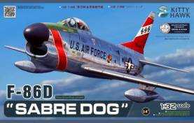 USAF F-86D Sabre Dog Interceptor