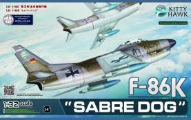 F86K Sabre Dog Fighter