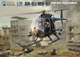 AH6J/MH6J Little Bird Nightstalkers US Army Helicopter