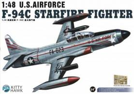 U.S. Air Force F-94C Starfire Interceptor