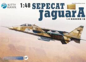 French Jaguar A Fighter-Bomber