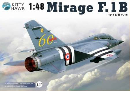 French Mirage F.1B Fighter