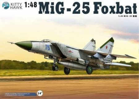 Mig.25PD/PDS Fighter/Interceptor