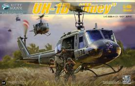 UH1D Huey Helicopter