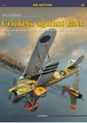 Air Battles: Crickets against Rats Regia Aeronautica in Spanish Civil War 1936-37 Vol.I