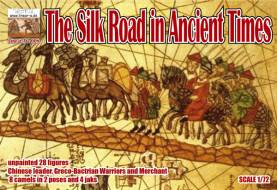 The Silk Road in Ancient Times