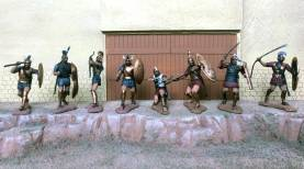 The War at Troy – Figure Set 1 – Painted