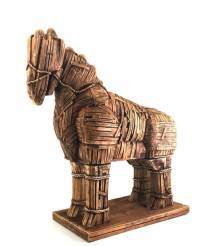 The War at Troy - The Trojan Horse