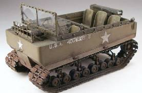 WWII US M29 Weasel Tracked Vehicle (Resin)