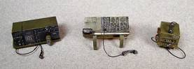 WWII US Army Radio Sets: SCR506/508/510 (Resin)