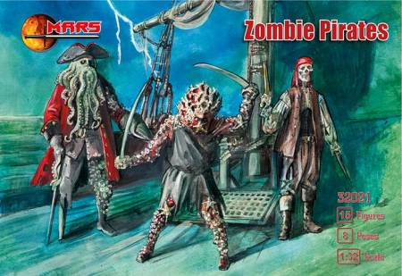 Zombie (Caribbean) Pirates